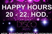 Happy hours v Clubusquare